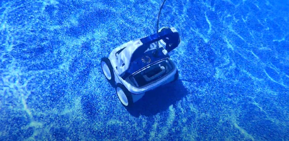 Aquabot X4 Robotic Pool Cleaner