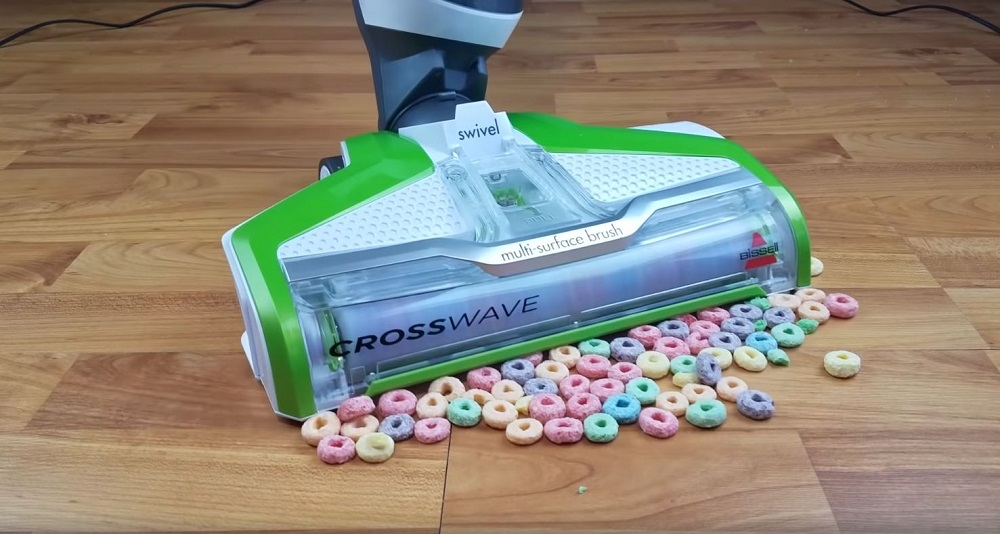 Bissell Crosswave 1785A Cleaning