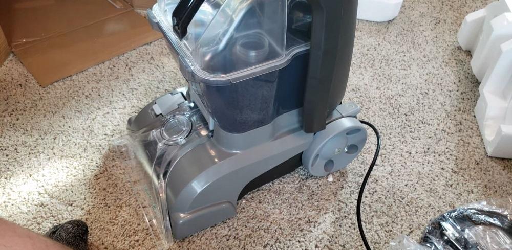 Hoover Turbo Scrub