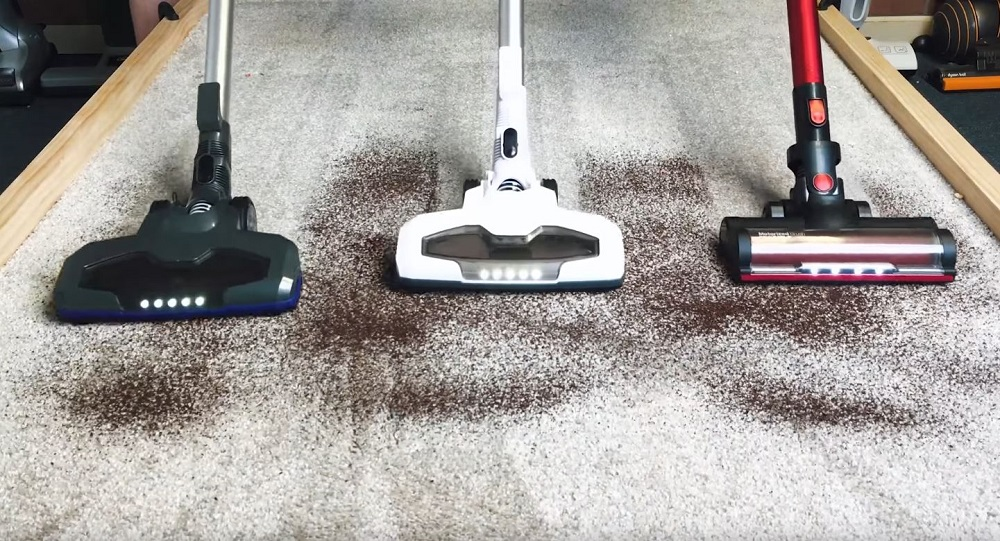 Moosoo vacuum cleaners