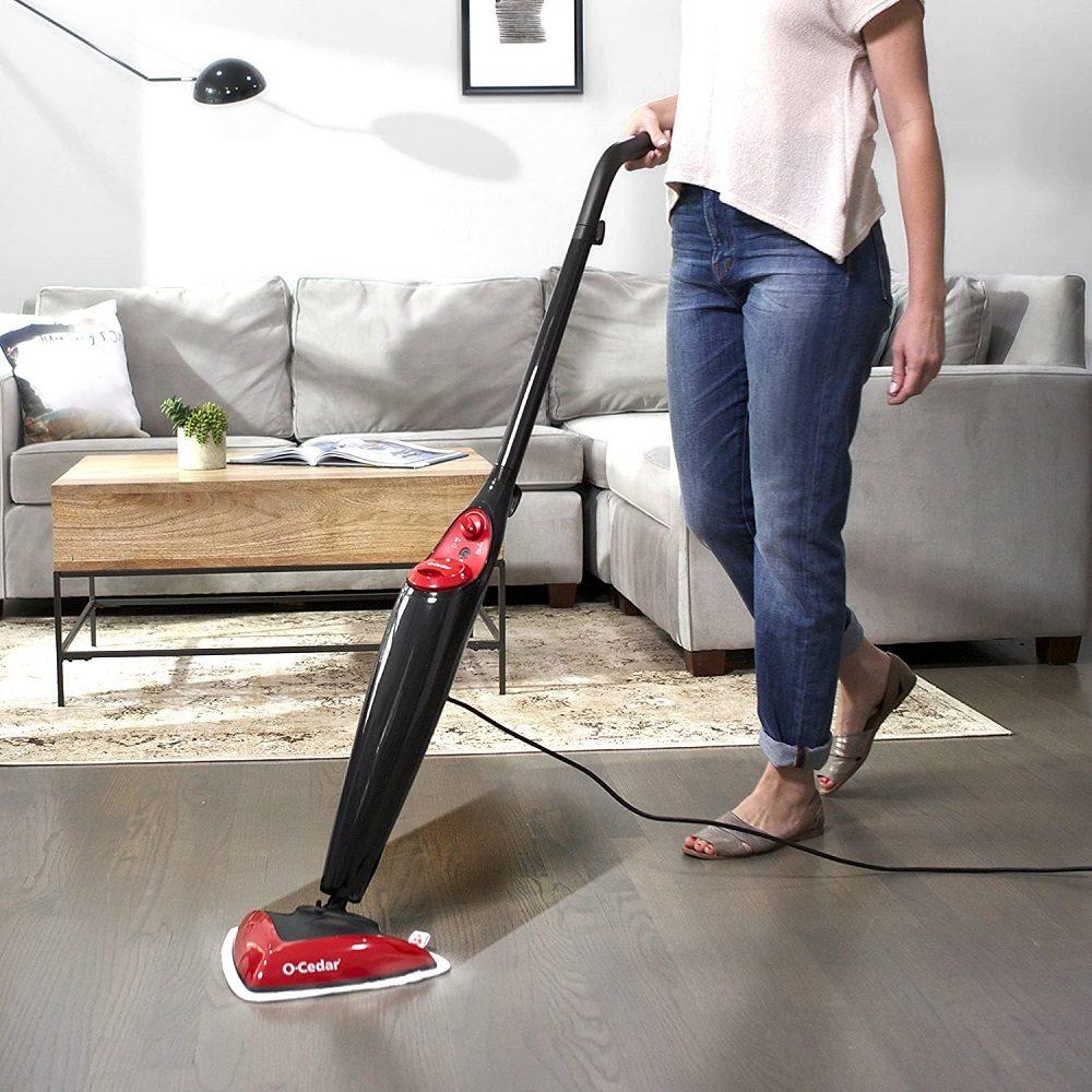 O-Cedar Microfiber Mop Steam Cleaner