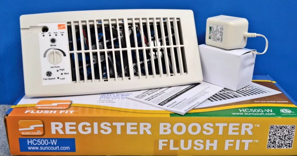Suncourt Flush Fit HC500