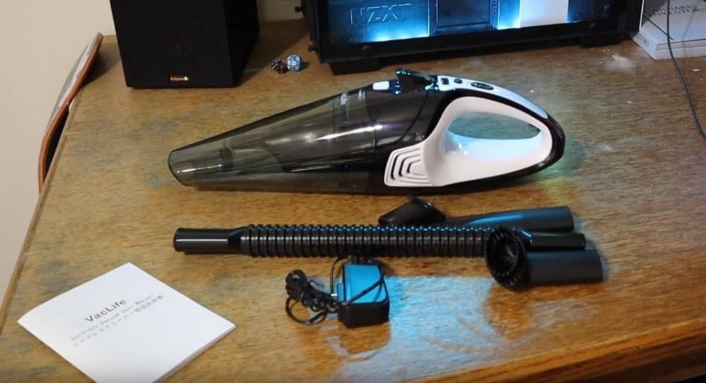 VacLife Cordless Handheld Vacuum