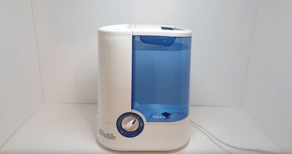 Vicks Warm Mist Humidifier V750